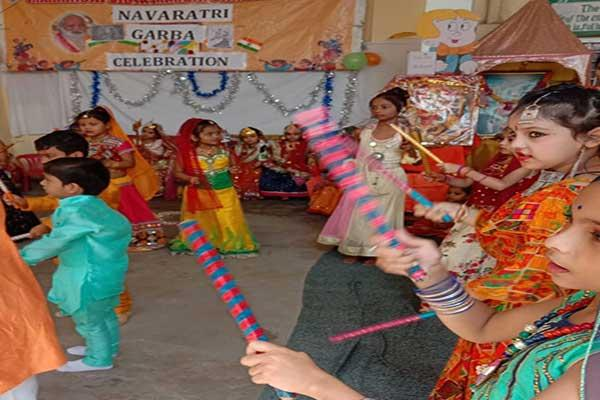 Navaratri Garba Celebration